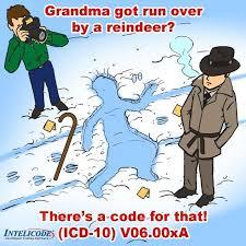 icd-10-humor