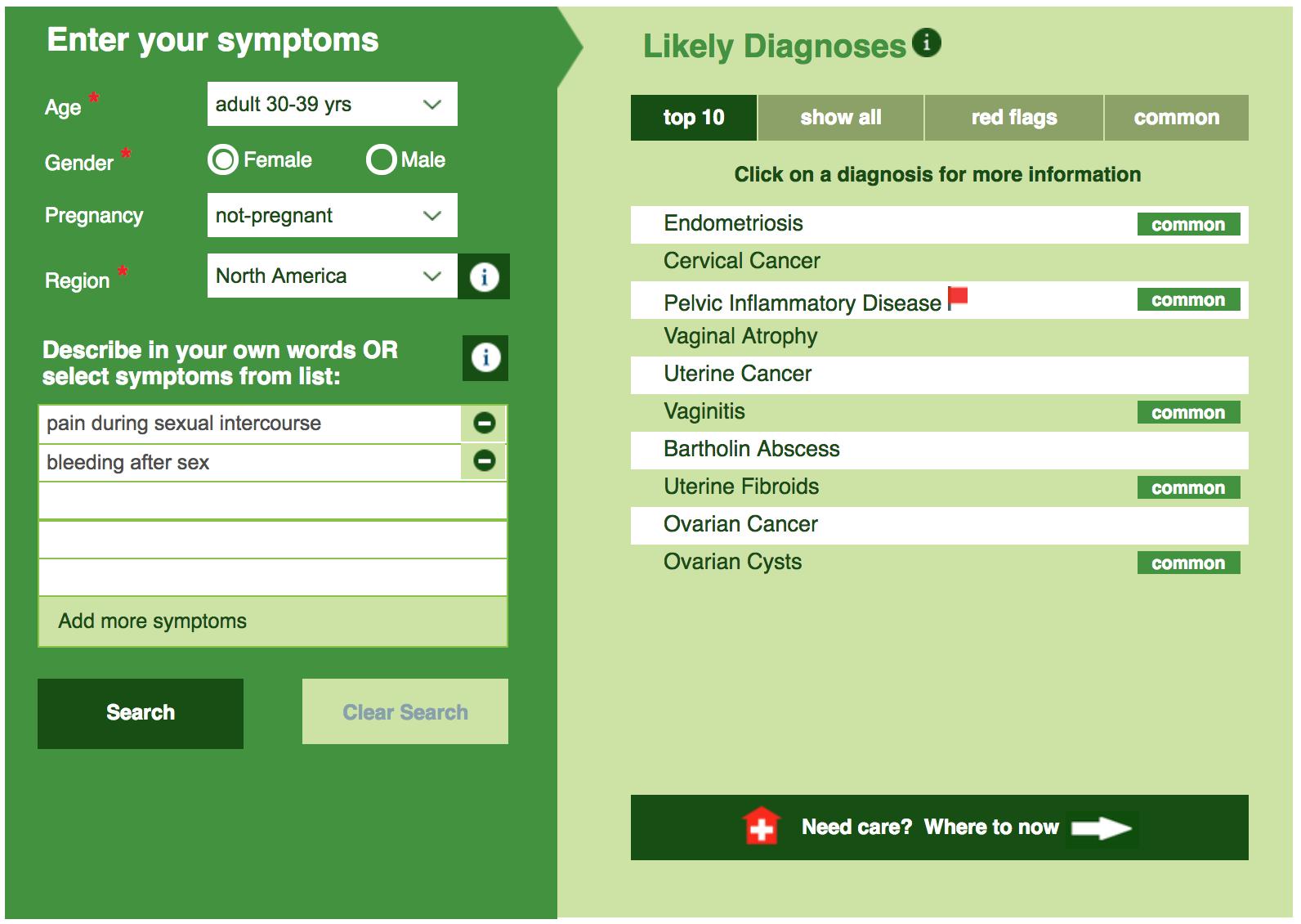 Could I Have Cervical Cancer Cervical Cancer Screenings And Symptoms